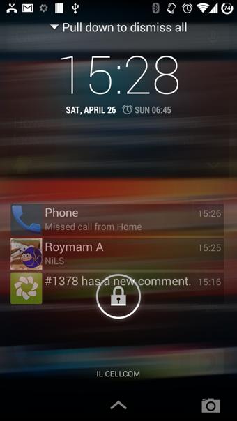 NiLSNotificationsLockScreen(NiLS锁屏通知)
