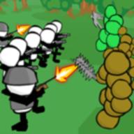 火柴人全面战争模拟器破解版