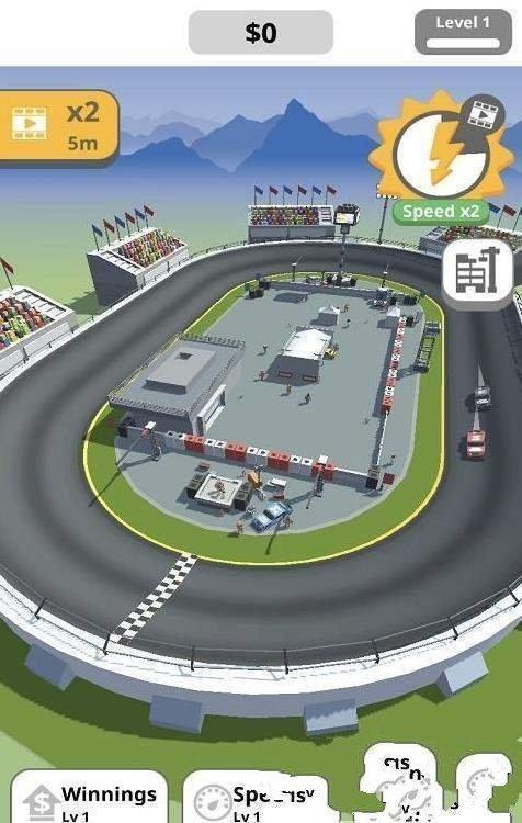 极限赛车竞速挑战赛